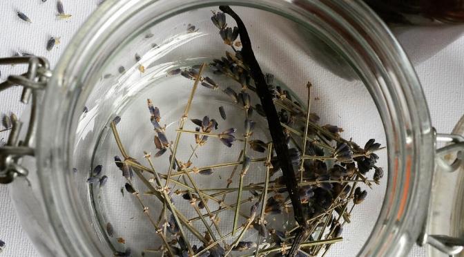 Lavender & Vanilla bean room spray