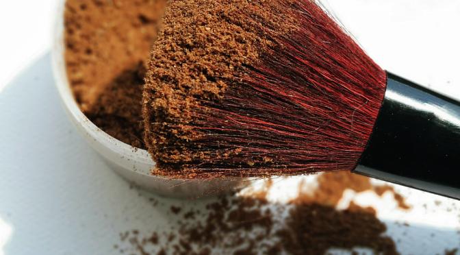 TNL Quick tip; Homemade Natural Loose Powder